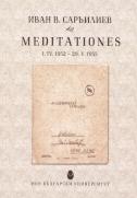 Meditationes : 1. IV. 1952 - 29. V. 1955