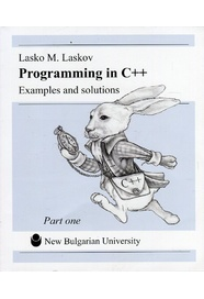 Programming in C++ : Examples and solutions : Part one : From procedural towards object-oriented paradigm